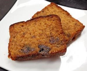 パティスリーキタガワ「バナナのケーキ キャラメル風味」