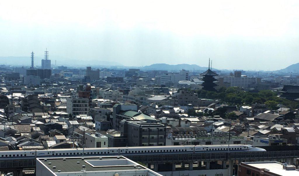 【リニューアルオープン】 フレンチダイニング トップ オブ キョウト    ☆京都で唯一の回転展望レストラン☆